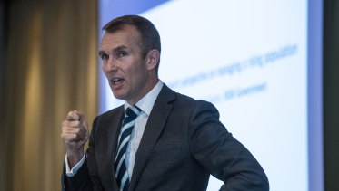 NSW Planning Minister Rob Stokes said the changes had immediate effect.