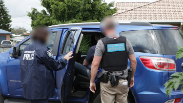 Two Grafton men, one Townsville man and a Perth woman have been charged.