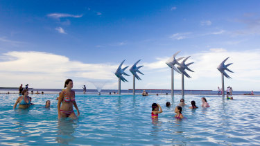 The Cairns tourism industry has taken a huge hit during the pandemic.