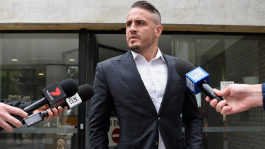 The NRL decided against enforcing the no-fault stand-down policy on Josh Reynolds, and charges were later dropped.