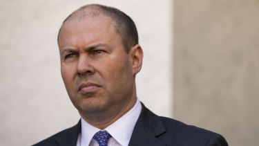 Treasurer Josh Frydenberg has pledged to help businesses get through the COVID-19 recession.