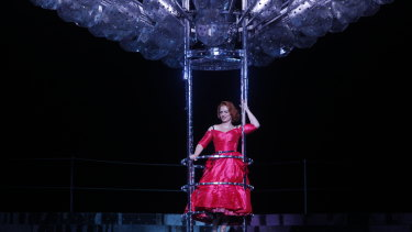 Emma Matthews in the original 2012 production of La Traviata.