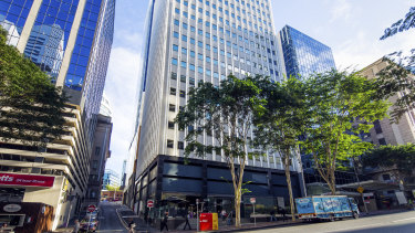 A Brisbane urban planning expert says there has been a shift in focus from CBD office spaces to suburban workplaces.