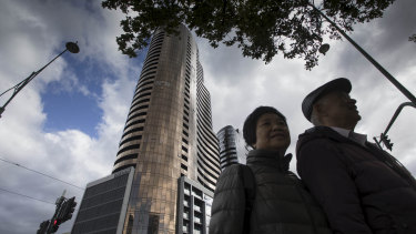 Chinese buyer interest in Australian homes has fallen to its lowest in almost three years.