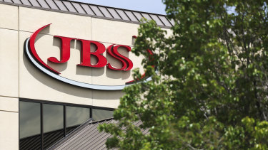 Victim of another ransomware attack: JBS Foods headquarters in Greeley, Colorado.