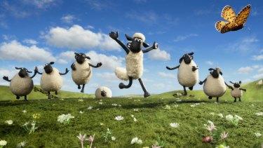 Shaun the Sheep.
