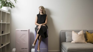 Adore Beauty founder Kate Morris is tired of the expectations on female founders. .
