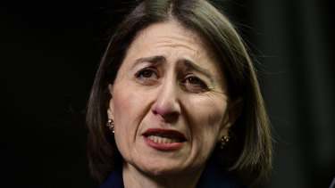 NSW Premier Gladys Berejiklian took the decision to open a new selective high school.