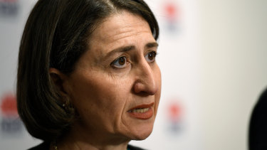 NSW Premier Gladys Berejiklian says the state's police will have powers to enforce mandatory self-isolation.