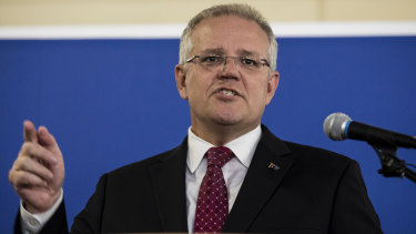 Prime Minister Scott Morrison has promised to oversee the creation of 1.25 million new jobs in five years if re-elected in May.