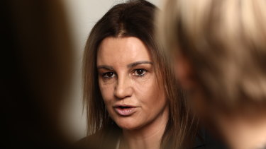 Senator Jacqui Lambie insisted on the debt relief as a condition for her support for the government's $158 billion personal income tax package in July.