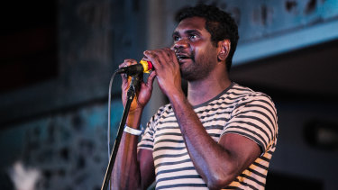 Singer-songwriter Yirrmal Marika, grandson of the former lead singer of Yothu Yindi, will perform as part of a virtual concert series to promote Yolngu culture.