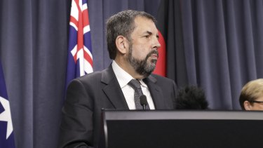 WA Chief Health Officer Dr Andy Robertson.