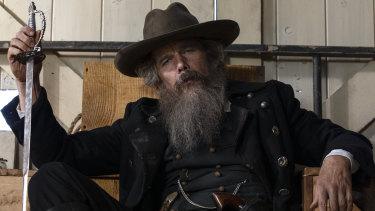 Ethan Hawke as John Brown in The Good Lord Bird.