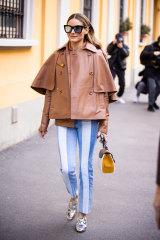 Style muse Olivia Palermo.