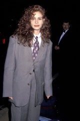 Julia Roberts, 1990.