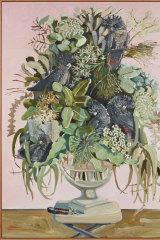 Dutch Still Life with Black Cockatoos by Jane Guthleben.