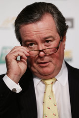 John O'Neill was at the helm of the then-Australian Rugby Union in 2011.