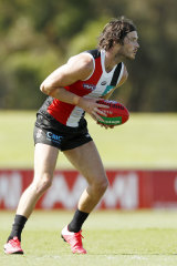 Dylan Roberton earlier this year.