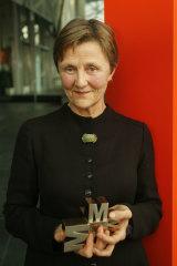 Helen Garner won the 2006 Melbourne Prize for best body of work.