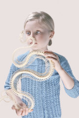 Petrina Hicks,Rattlesnakes blues, 2016 (detail) from The California Works series.