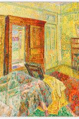Grace Cossington Smith, 'Interior in yellow' (1962–64)
