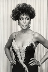Singer and actor Diahann Carroll, who died in 2019, remains a source of inspiration for Serena.