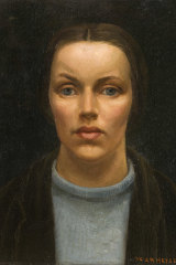 Nora Heysen, Self-portrait, 1934.