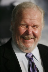 Ned Beatty at the Shooter premiere in LA in 2007. Beatty has died at 83.