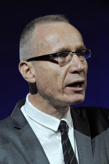 News Corp chief executive Robert Thomson said last month there was no need to inject more cash into Foxtel.