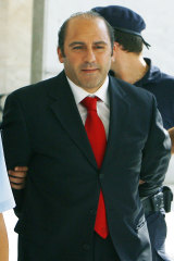 Tony Mokbel: informers were key to his arrest and conviction.