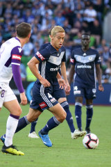 Honda was classy off the bench against Perth and will be hoping to start in Auckland on Friday.