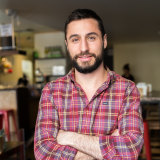 Pan Koutlakis, CEO of EatClub.