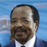 Cameroon's Incumbent President Paul Biya.