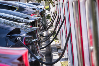 The Morrison government has ruled out subsidies for electric vehicles, and is prioritising transition of commercial fleets.