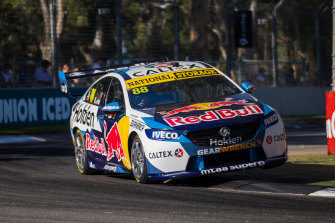 Supercars will be back in June, having been suspended after one round in February.