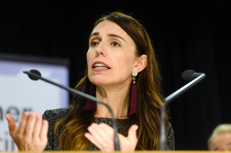 Prime Minister Jacinda Ardern said the differences between China and New Zealand are becoming harder to reconcile.