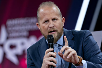Donald Trump's digital guru Brad Parscale has been replaced by a Republican veteran for the 2020 campaign.