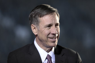 Arne Sorenson became Marrioot CEO in 2012, becoming the first person outside the Marriott family to lead the company.