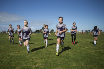 Local club Maribyrnong Swifts had partnered with Melbourne Victory to use the proposed academy.