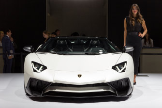 Lamborghini are among the luxury brands reaping the rewards as the super rich splash out in the wake of COVID lockdowns.
