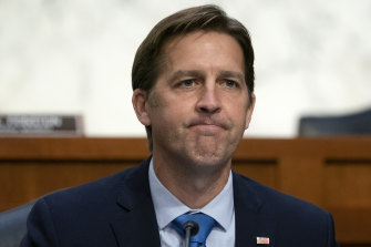 Republican Senator Ben Sasse released a statement saying the rioters came dangerously close to triggering a constitutional crisis.