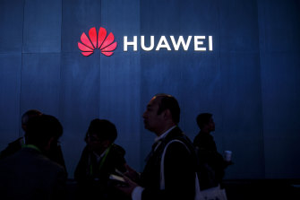 FBI agents asked universities if their intellectual property had been stolen by Huawei.