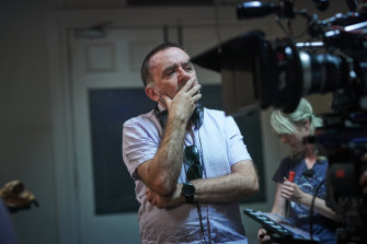 Director Robert Connolly.
