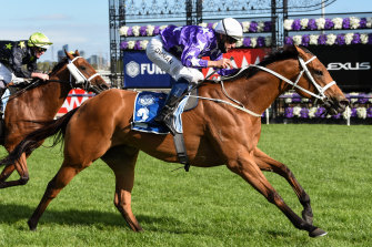 Fiesta heads north to the $1m The Hunter after winning at Flemington during the carnival for Chris Waller.