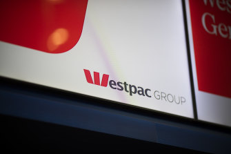 ASIC is suing Westpac.