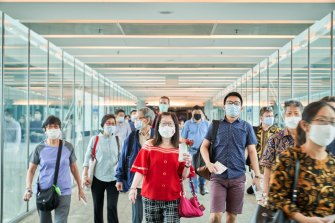 Only fully vaccinated travellers will be able to take advantage of Singapore's latest travel bubble plans.