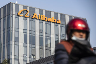 China's regulator launched an official anti-trust probe into Alibaba in December.