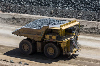 The big miners were pushing the ASX 200 higher on Thursday.