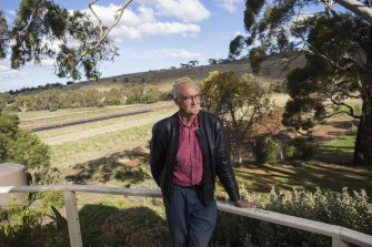 Retired GP Michael Howson, who has a farm near Melbourne Airport, said the impact of the planned runway on other residents south of the airport could be profound.
